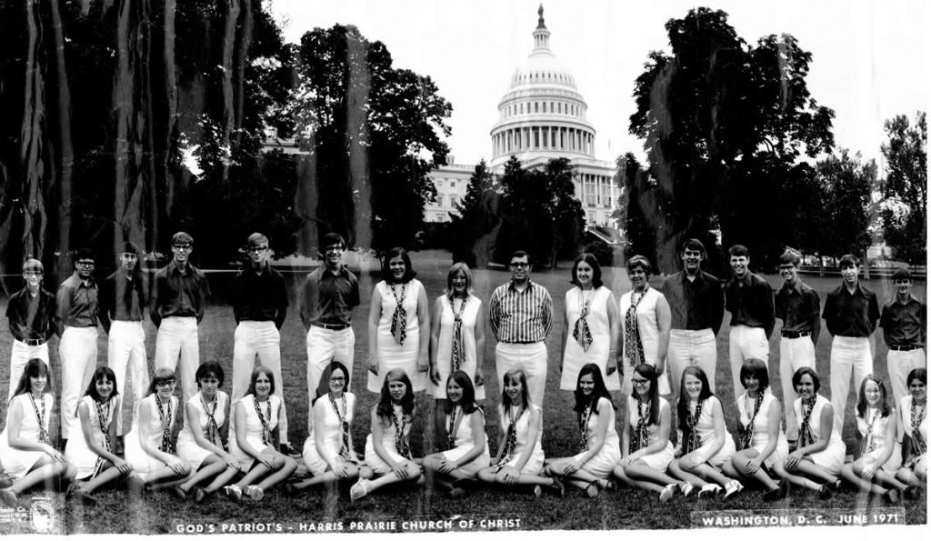 God's Patriots in Washington DC June 1971