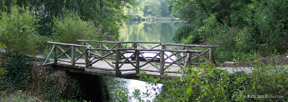 Biltmore Bass Pond Bridge